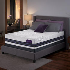 Serta iComfort F700 SmartSupport Queen Gel Memory Foam Mattress Set