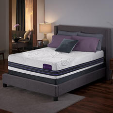 Serta iComfort F300 SmartSupport Gel Memory Foam Queen Mattress Set