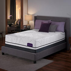 Serta iComfort Guidance Queen Gel Memory Foam Mattress Set