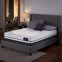 Serta iComfort Foresight King Gel Memory Foam Mattress Set