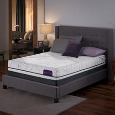 Serta iComfort Foresight Queen Gel Memory Foam Mattress Set