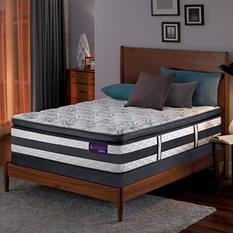 Serta iComfort Hybrid Expertise Super Pillowtop King Mattress Set