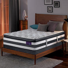 Serta iComfort Hybrid Advisor Super Pillowtop Queen Mattress Set