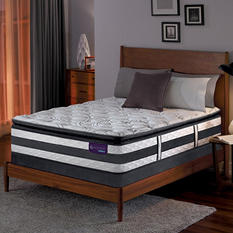 Serta iComfort Hybrid Observer Super Pillow Top Queen Mattress Set