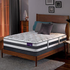 Serta iComfort Hybrid Applause II Plush Twin Mattress Set