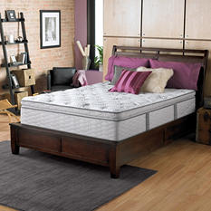 Serta Perfect Sleeper Dunway Plush Super Pillowtop Queen Mattress