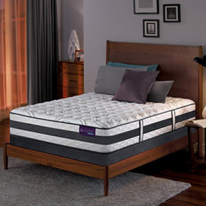Serta iComfort Hybrid Limited Edition Luxury Firm Queen Mattress Set
