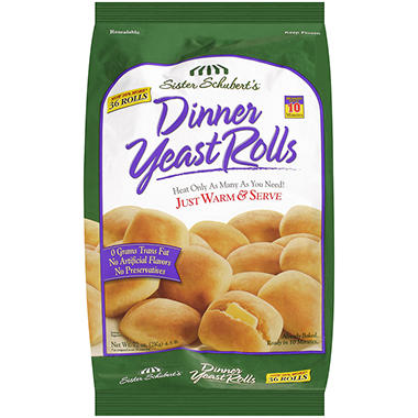 Sister Schubert's� Dinner Yeast Rolls - 36 ct.
