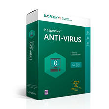 Kaspersky Anti-Virus (3 user)