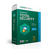 Kaspersky Total Security (3 users)