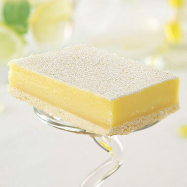 Sweet Street Luscious Lemon Squares