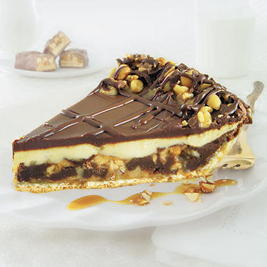 Sweet Street The Big Blitz Snickers® Bar Pie