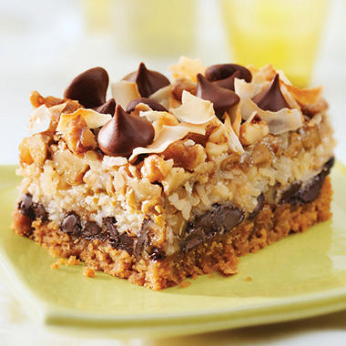 Sweet Street Seven Layer Bar