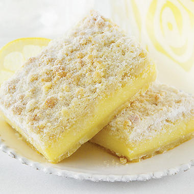 Sweet Street Lemon Crumb Bar