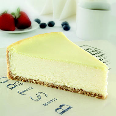 Sweet Street Desserts New York Cheesecake