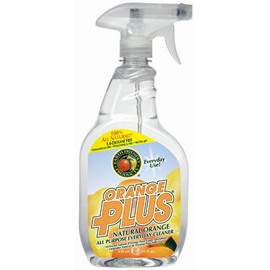Earth Friendly Products Orange Plus All Purpose Everyday Cleaner - 22 oz. - 6 pk.