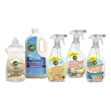 Earth Friendly Products Kitchen Cleaning Kit