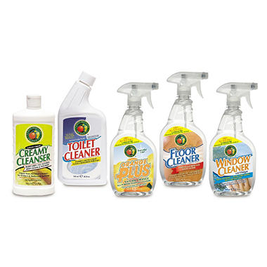 Earth Friendly Products Bath Cleaning Kit