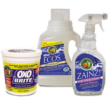 Earth Friendly Products Laundry Cleaning Kit