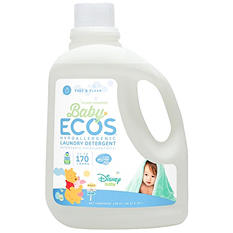 Disney Baby Ecos Liquid Laundry Detergent - Free and Clear (170 oz.)