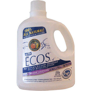 Ecos® Liquid Laundry Detergent - 210oz