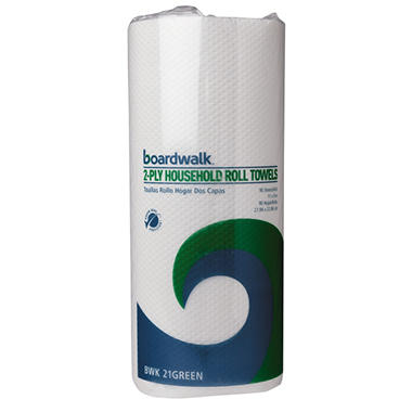 Boardwalk Economy Recycled Paper Towels - 30 Rolls