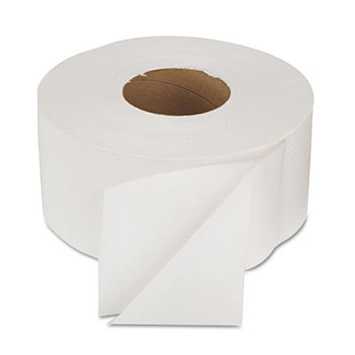 Boardwalk Green Jumbo Toilet Paper - 12 Rolls