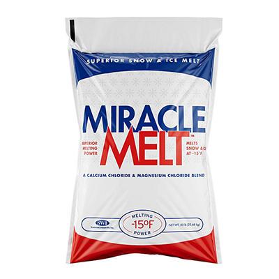 Miracle Melt Ice Melt Blended - 50 lbs.