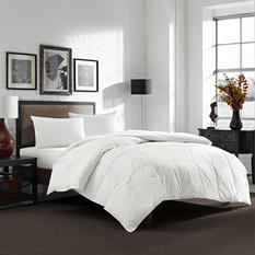 Eddie Bauer 550 Fill Power White Down Comforter - Various Sizes