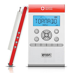 American Red Cross Zone Guard Weather Alert Radio