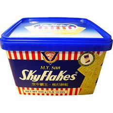 M.Y. San Skyflakes Crackers ( 1 lb. 14 oz. )