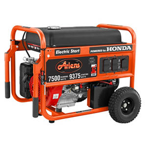 Ariens 7,500W / 9,375W Honda-Powered Portable Gas Generator