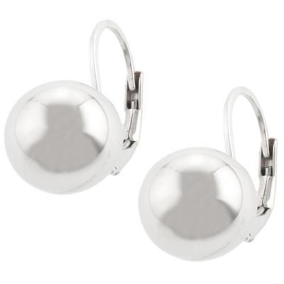 10mm Sterling Silver Ball Earrings