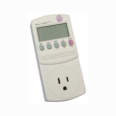Kill A Watt™ Electricity Usage Monitor