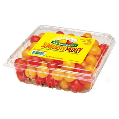 Sunbursts Medley Gourmet Sweet Grape Tomatoes - 24 oz.