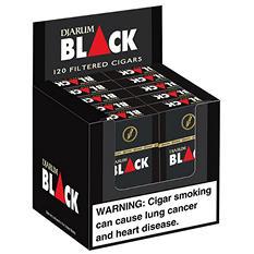 Djarum Black Filter Clove Cigars (12 per pk., 10 pk.)