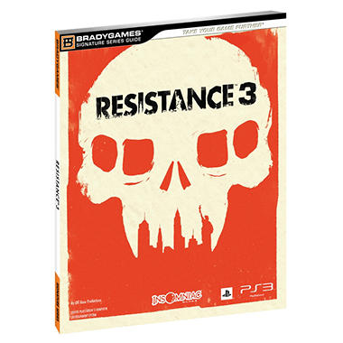 Brady Games Resistance 3 Signature Series Guide