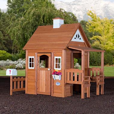 Woodland Cedar Playhouse