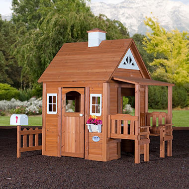 Woodland Cedar Playhouse