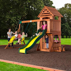 Brookfield Swingset with Installation