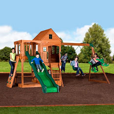 Sheridan Cedar Swing Set