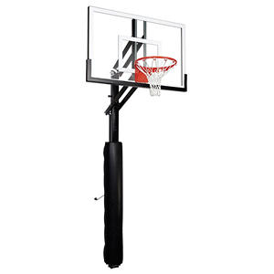 "LT PRO Series 54"" In-Ground Basketball Goal with Free Installation"
