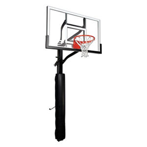 "LT PRO Series 60"" In-Ground Basketball Goal with Free Installation"