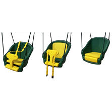 2-N-1 Safety Swing