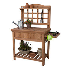 Potting Bench by Leisure Time