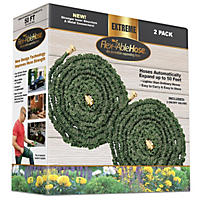 50 Ft. Flexable Hose - 2 Pack