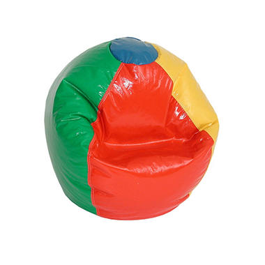 Bean Bag - Junior - Wet Look Multi-colored