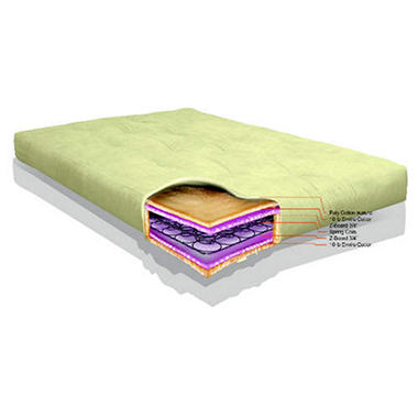 Home 10 Visco Touch Futon Mattress
