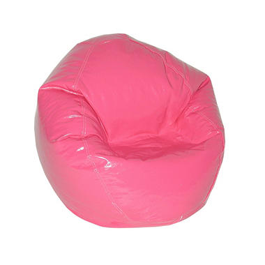 Bean Bag - Junior - Wet Look Magenta
