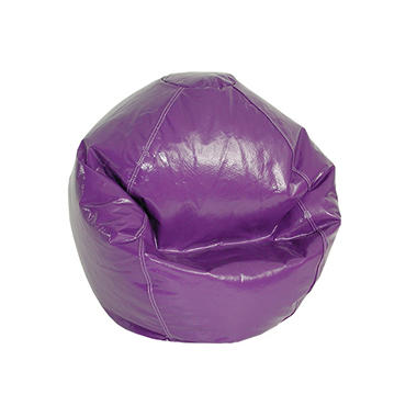 Bean Bag - Junior - Wet Look Grape
